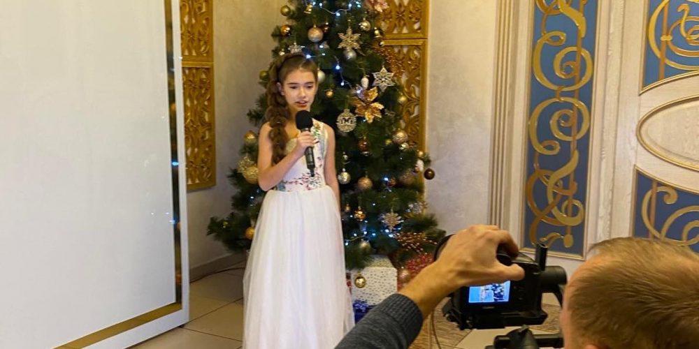 Участие в ТВ проекте для детей