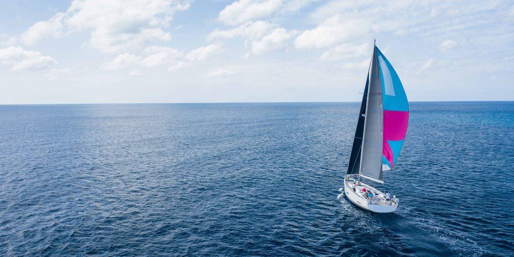 Чартер яхты в Турции