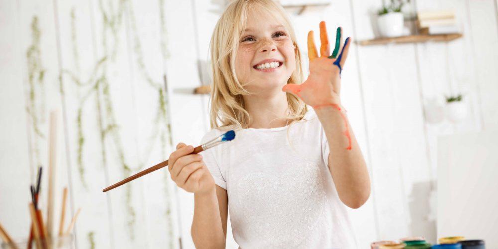 Абонемент на уроки живописи и рисунка для детей