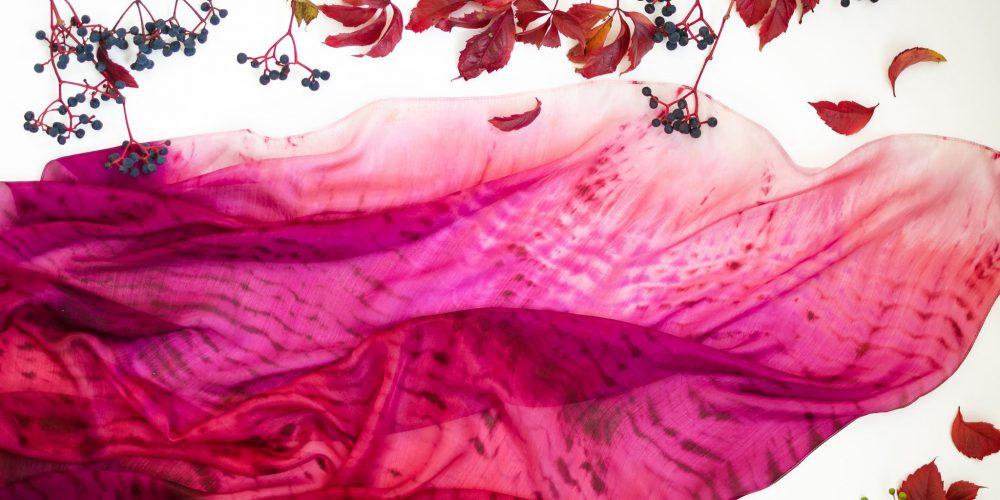Мастер – класс по росписи шелкового платка
